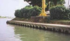 quai pour mouillage des bateaux